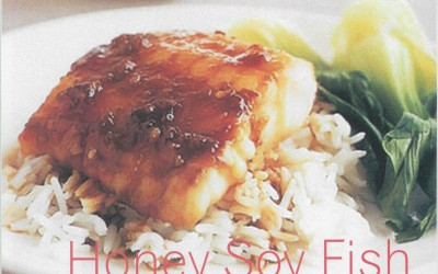 RBC Honey Soy Fish