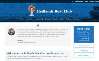 Website Members Area Live