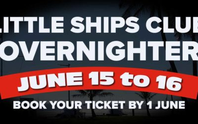 Little Ships Club Overnighter – June 15 to 16