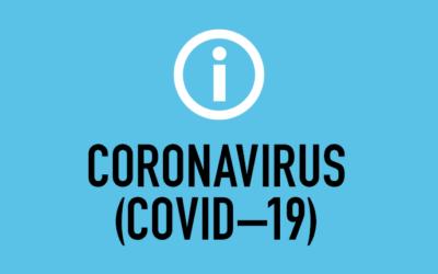 Covid 19 access arrangements