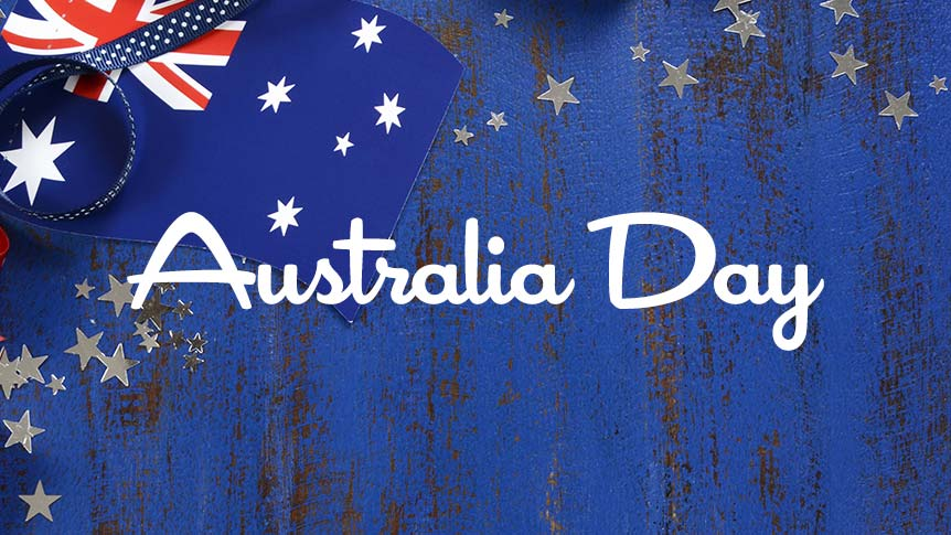 Australia Day at Peel Island